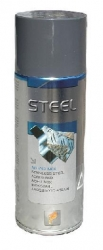 STEEL  - ocel ve spreji 400 ml